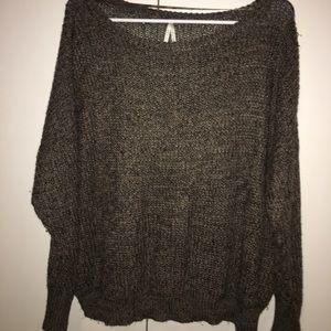 Sweaters - sweater cozy, slightly worn